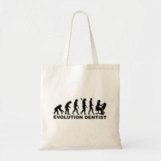 Tote Bag Dentiste de femelle d'évolution