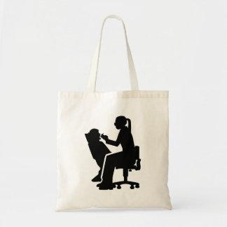 Tote Bag Dentiste féminin