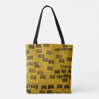 Tote Bag Deux tons de deux côtés Un-de-un-aimables