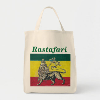 Tote Bag Devenez écolo Rastafari