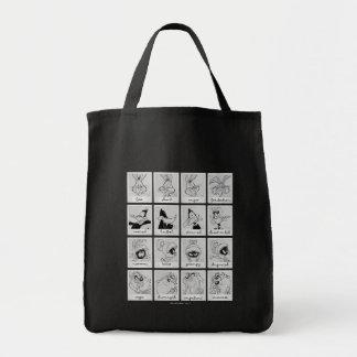 Tote Bag Diagramme LOONEY d'émotion de caractère de TUNES™