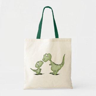 Tote Bag Dinosaures
