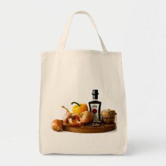 Tote Bag D'oignon toujours la vie