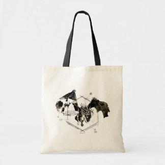 Tote Bag Dragon de Horntail de Hongrois
