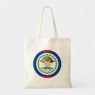 Tote Bag Drapeau de Belize