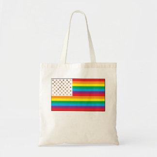 Tote Bag Drapeau de diversité