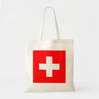 Tote Bag Drapeau de la Suisse