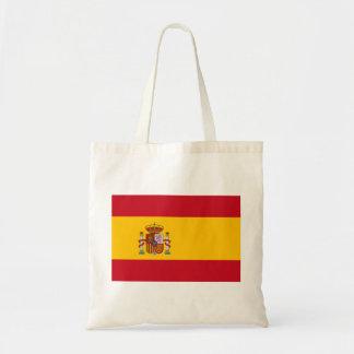 Tote Bag Drapeau de l'Espagne - le Bandera de España -