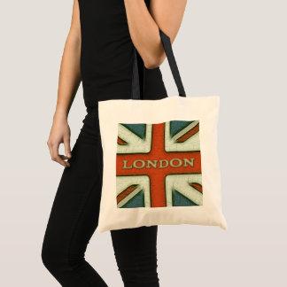 Tote Bag Drapeau de Londres R-U