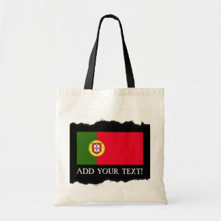 Tote Bag Drapeau du Portugal