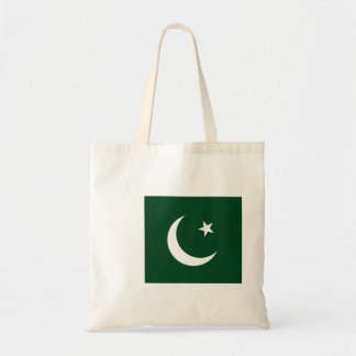 Tote Bag Drapeau national du monde du Pakistan