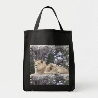 Tote Bag Duo de lion