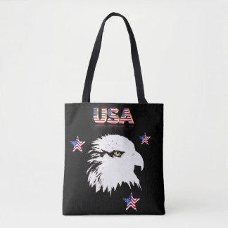 Tote Bag Eagle chauve