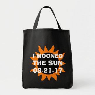 Tote Bag Éclipse solaire totale j'ai musardé le Sun