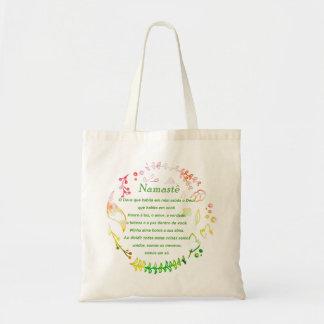 Tote Bag Ecobag Namastê