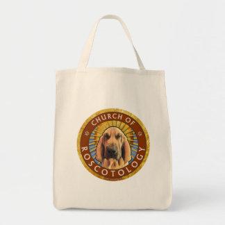 Tote Bag Église de Roscotology (logo de cercle)