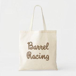 Tote Bag Emballage de baril de ~ de rodéo