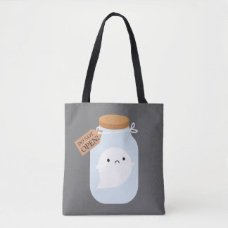 Tote Bag Emprisonné peu de fantôme