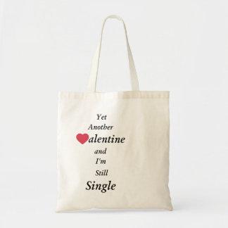 Tote Bag Encore des autre Valentine et moi suis encore