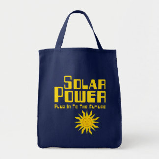Tote Bag Énergie solaire