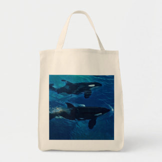 Tote Bag Épaulards