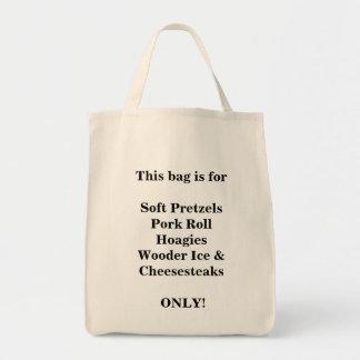Tote Bag Épicerie du sud Fourre-tout de nécessités du