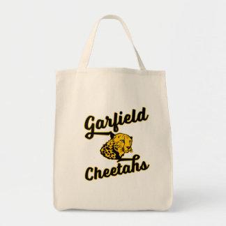 Tote Bag Épicerie Fourre-tout de guépards de Garfield