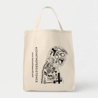 Tote Bag Épicerie fourre-tout de Hannah Lee Scott
