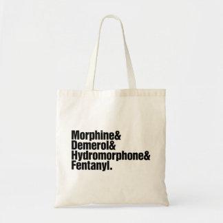 Tote Bag Épicerie fourre-tout de médicaments anti-douleur