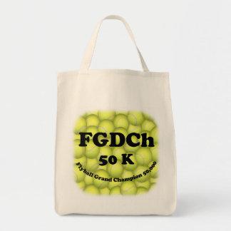Tote Bag Épicerie organique principale du champion 50K de
