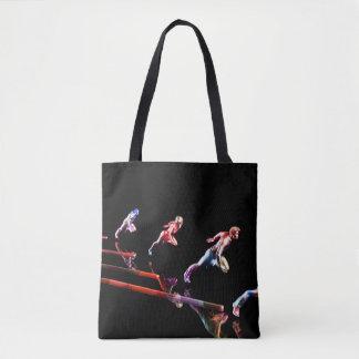 Tote Bag Équipe dynamique d'affaires et organisation de