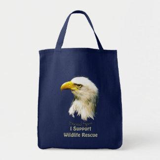 Tote Bag ESPRIT SACRÉ Eagle chauve