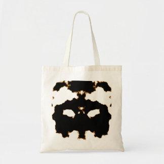 Tote Bag Essai de Rorschach d'une carte de tache d'encre