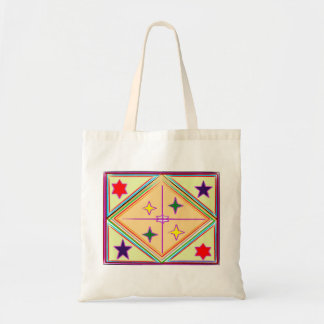 Tote Bag Étoiles du diamant n de NOVINO : Série curative