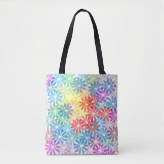 Tote Bag Explosion florale