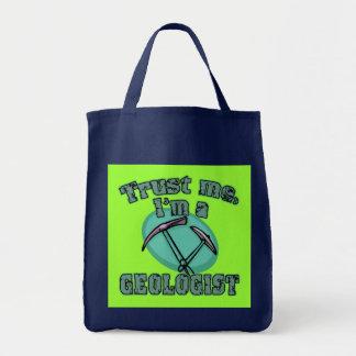 Tote Bag Faites confiance que je je suis des T-shirts d'un