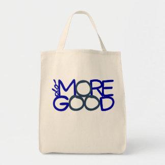 """Tote Bag """"Faites"""" le message meilleur Fourre-tout"""