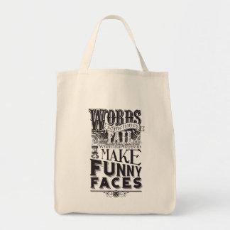 Tote Bag Faites les visages