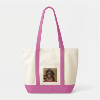 Tote Bag Fan d'orang-outan