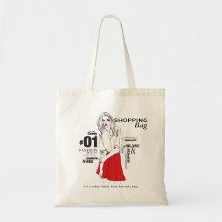 Tote Bag Fashionista #2