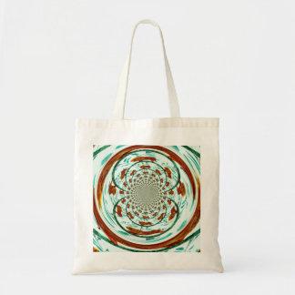 Tote Bag Faune abstraite de motif de lions