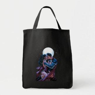 Tote Bag Femme de merveille de la ligue de justice #12 et
