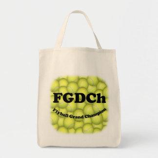 Tote Bag FGDCh, épicerie organique Fourre-tout de champion