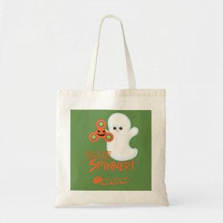Tote Bag Fileur éffrayant Halloween Fourre-tout