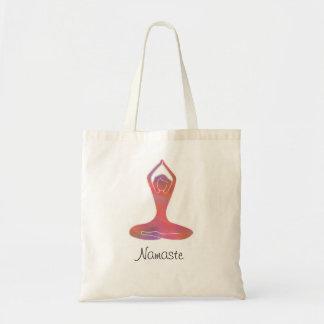 Tote Bag Fille Namaste Fourre-tout de yoga