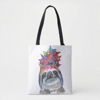 Tote Bag Fleur de paresse