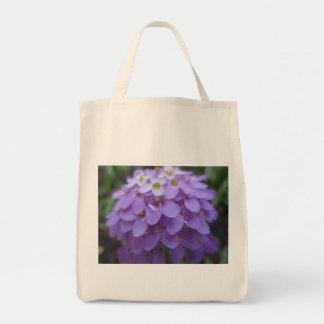 Tote Bag Fleur pourpre