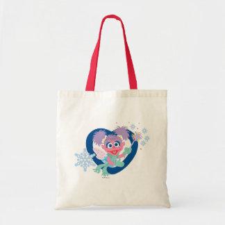 Tote Bag Flocon de neige d'Abby Cadabby