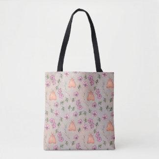Tote Bag Floral