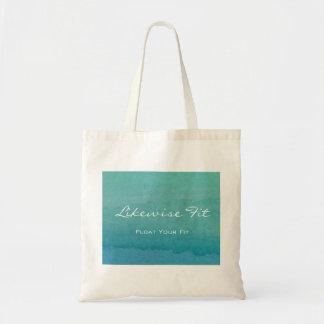 Tote Bag Flotteur de logo votre ajustement Fourre-tout